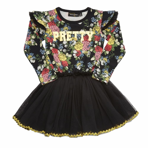 Rock Your Baby Girls Pretty Circus Dress