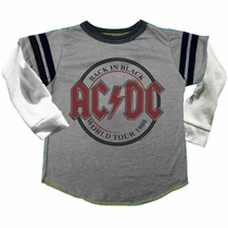Rowdy Sprout AC/DC Twofer Tee