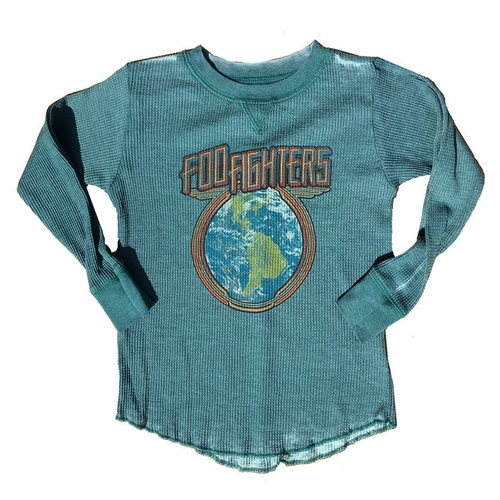 Rowdy Sprout Foo Fighters Long Sleeve Thermal