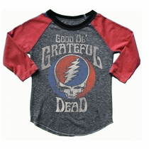 Rowdy Sprout Good Ol' Grateful Dead Long Sleeve Tee