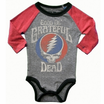Rowdy Sprout Good Ol' Grateful Dead Onesie