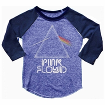 Rowdy Sprout Pink Floyd Dark Side of the Moon Long Sleeve Tee