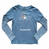 Rowdy Sprout Pink Floyd Long Sleeve Twofer Tee