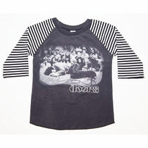 SandBox Rebel The Doors Old Skool Raglan (10)