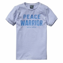 Scotch Shrunk Peace Warrior Tee