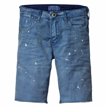 Scotch Shrunk Distressed Worker Shorts