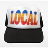 Tiny Whales Local Rainbow Trucker Hat
