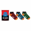 Trumpette Kids Tin Can 3 Pack Skull Socks