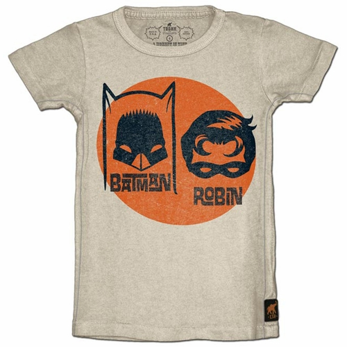Trunk Batman and Robin Mask Tee