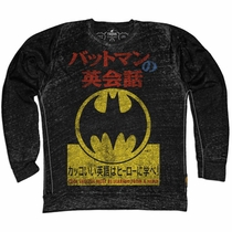 Trunk Batman Japanese Crewneck Sweatshirt