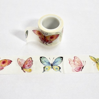 Butterfly Washi Tape - Wide - out of stock