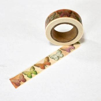 * Butterfly Washi Tape