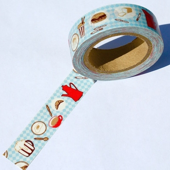 Cooking Washi Tape