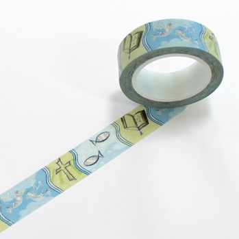 Cross Washi Tape