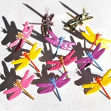 Dragonfly Brads - Bright- Daily Deal