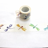 Dragonfly Washi Tape - Wide