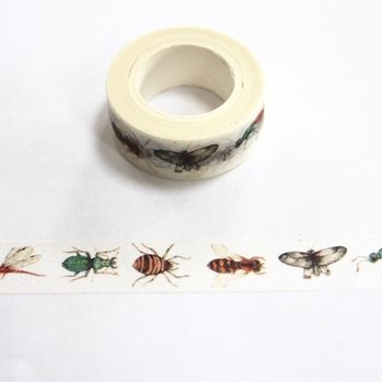 Insect Washi Tape
