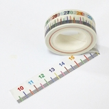Measuring Tape Washi Tape - Out of Stock
