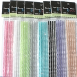 Pearl Bling Strips - 500 Count