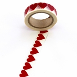 Red Heart Washi Tape - Out Of Stock