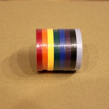 Skinny Washi Tape - Set of 8