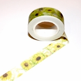 Sunflower Washi Tape - out of stock