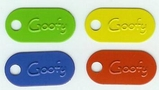 Tags - Goofy- Silver