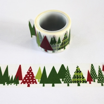 Tree Washi Tape - Wide