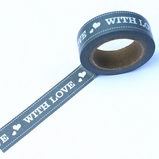 With Love Washi Tape