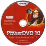 Cyberlink PowerDVD 10 Standard Full