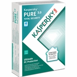 Kaspersky PURE 3.0 Total Security for 3 PCs Download
