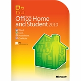 Microsoft Office 2010 Home and Student Full for 1 PC Download