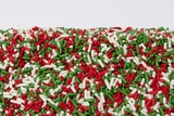Christmas Sprinkles (10 Pound Case)
