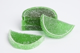 Lime Fruit Slices (1 Pound Bag)