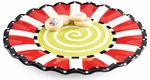 Beautiful Whimsical Holiday Platter - Large Holiday Tray