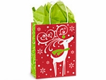 Christmas Gift Bags With Tissue