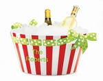 Festive Christmas Party Tub - Personalized Free!
