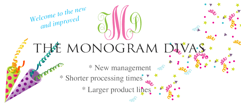 New and Improved The Monogram Divas