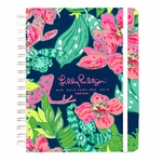 Lilly Pulitzer 2013 Large Agenda - Skip On It - CLEARANCE