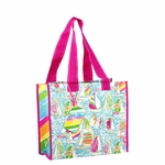 Lilly Pulitzer Market Reusable Bag - Ugotta Regatta