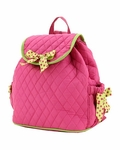 Monogrammed Child Backpack