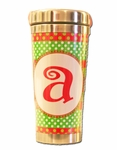 Monogrammed Coffee Mug - Christmas Design