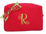 Monogrammed Cosmetic Bags - CLEARANCE!