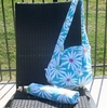 Monogrammed Daisies Towel & Tote Set - Personalized Free!