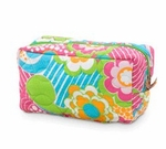 Monogrammed Quilted Cosmetic Bag - Juicy Burst - As Seen on Today