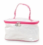 Monogrammed Train Case - Monogrammed Cosmetic Bag