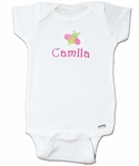 Personalized Baby Onesies - Great Monogrammed Baby Gifts!