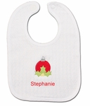 Personalized Christmas Bibs
