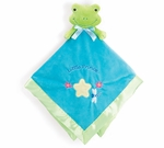 Personalized Lovies & Security Blanket - Boy