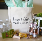 Wedding Welcome Bags - 100% Cotton Canvas